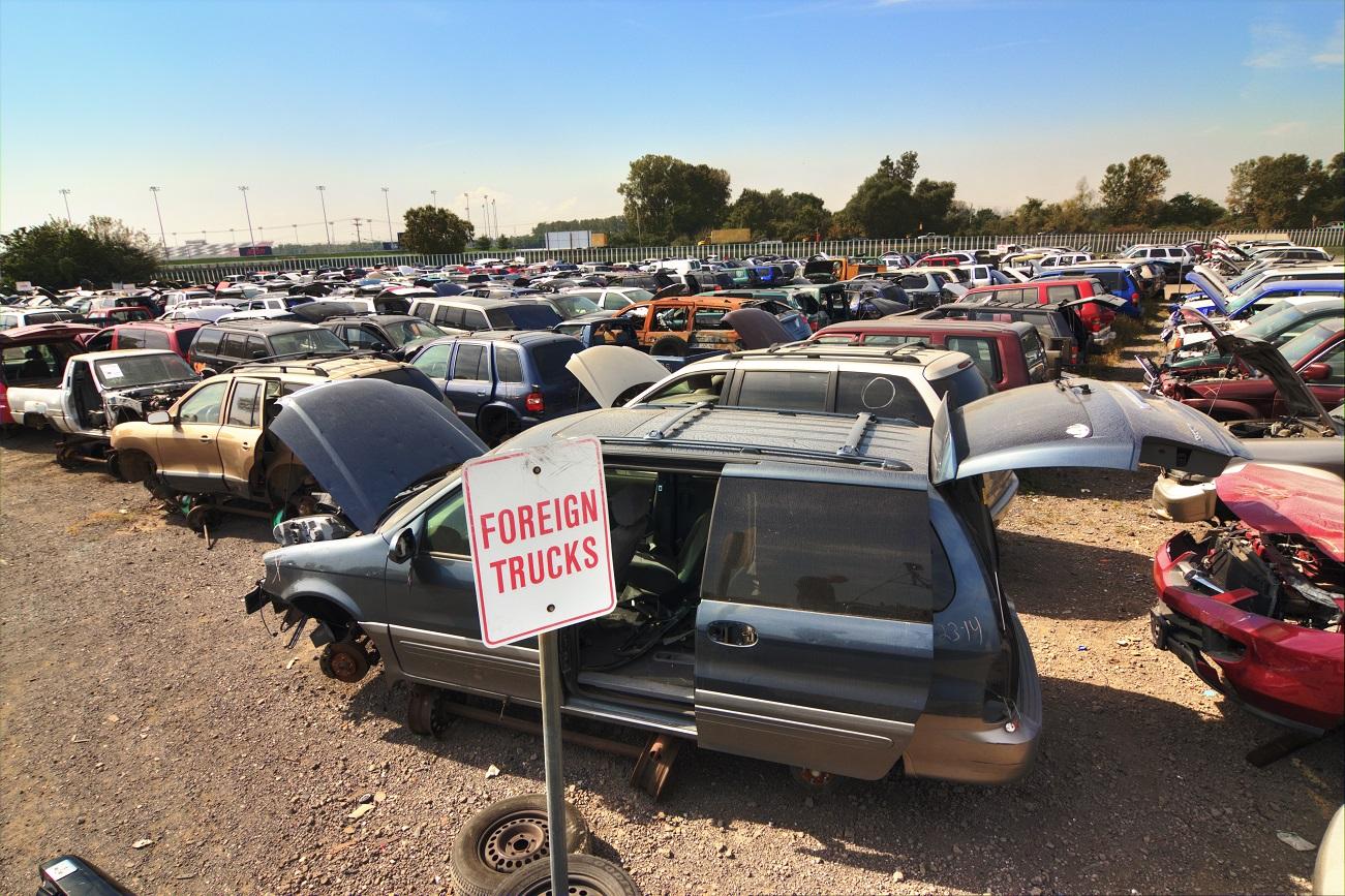 Speedway Auto Salvage >> Speedway Auto Salvage